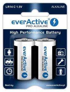 everActive Baterie LR14/C blister 2 szt.