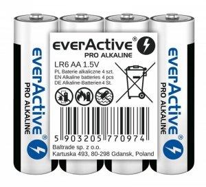 everActive Baterie paluszki LR6/AA folia 4 szt.