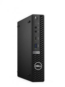 Dell Komputer Optiplex 7090 MFF/Core i5-10500T/8GB/256GB SSD/Integrated/WLAN + BT/Kb/Mouse/W10Pro/ vPro