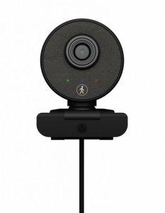 IcyBox Kamera internetowa IB-CAM501-HD FHD Webcam, 1080P, wbudowany mikrofon,     Autofocus, wide view angle, Autotracking