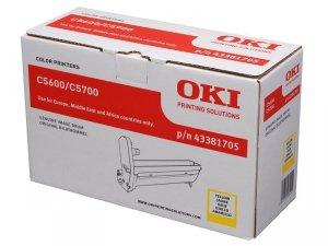 OKI Bęben C5600/5700    Yellow