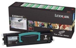 Lexmark Toner Optra E45x   11k E450H11E