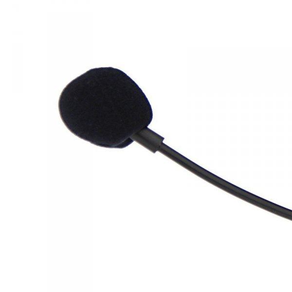 Esperanza Słuchawki stereo z mikrofonem i regulacją głośności EH103