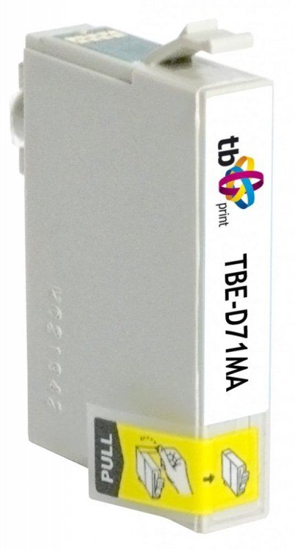 TB Print Tusz do Epson T071340 TBE-D71MA MA 100% nowy