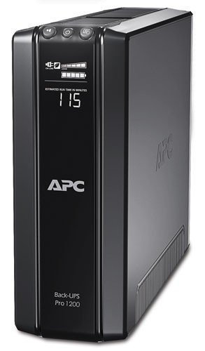 APC BR1200G-FR BACK RS 1200 VA 230V LCD GREEN 720W