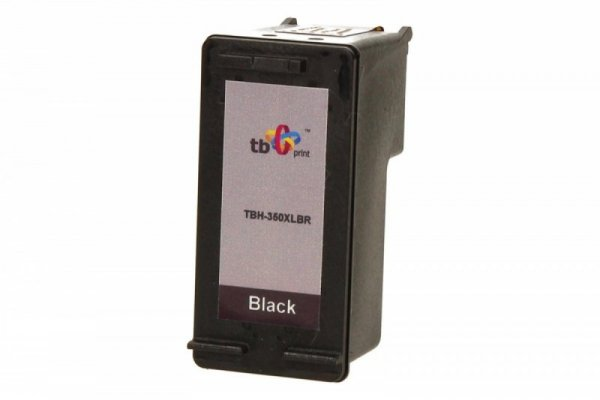 TB Print Tusz do HP DJ D4260 TBH-350XLBR BK ref.
