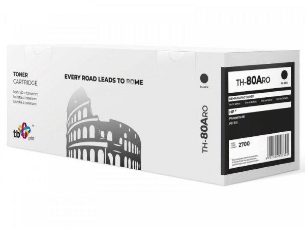 TB Print Toner do HP LJ Pro 400 TH-80ARO BK ref.