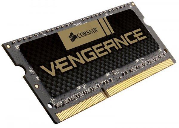Corsair Pamięć DDR3 SODIMM Vengeance 8GB/1600 CL10-10-10-27