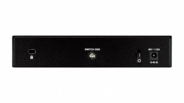 D-Link Switch 8-port  10/100/1000Gigabit Metal Housing Desktop