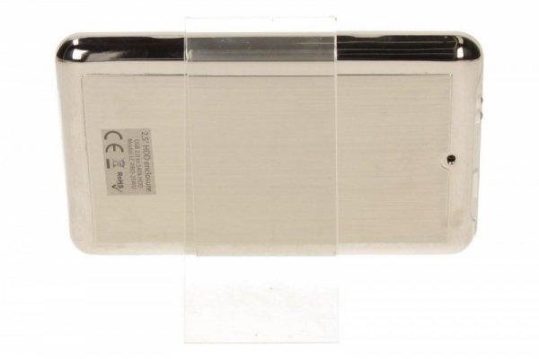 """LC-POWER OBUDOWA 2,5"""" LC-PRO-25WU USB 2.0 WHITE ULTRASLIM"""