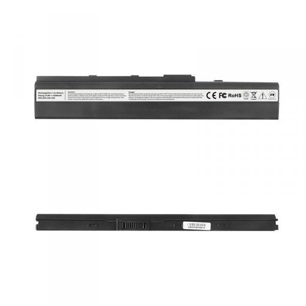 Qoltec Bateria do Asus A32-K52 X42, 4400mAh, 10.8-11.1V