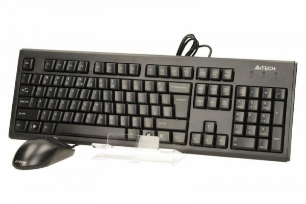 A4 Tech Zestaw klawiatura + mysz KRS-8372 USB