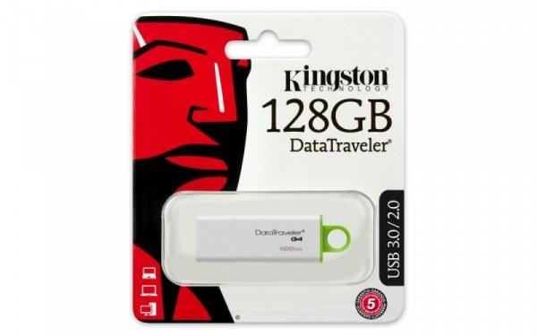 Kingston Data Traveler I G4 128GB USB 3.0