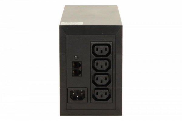 Eaton UPS 5E 850 480W Tower 4xIEC USB 5E850iUSB