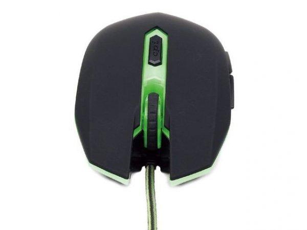 Gembird Mysz dla graczy MUSG-001-G 2400DPI