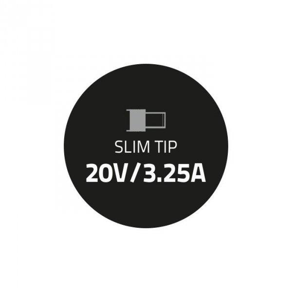 Qoltec Zasilacz do IBM Lenovo 65W | 20V | 3.25A | slim tip