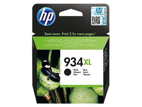 HP Inc. Tusz nr 934XL  - C2P23AE Black