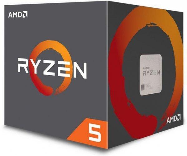 AMD Procesor Ryzen 5 2600 3,4GH AM4 YD2600BBAFBOX