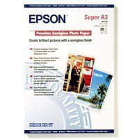 Epson Prem SemiGlos PhPap 251g A3+   20ark      S041328