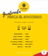 Gwatemala FINCA EL SOCORRO