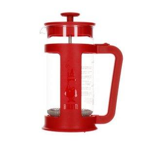 Bialetti French Press Smart 350ml Czerwony