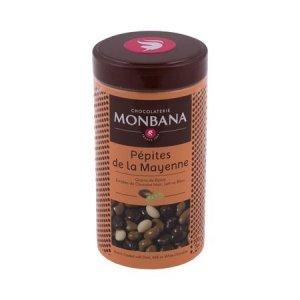 Monbana rodzynki w czekoladzie - Pepites De La Mayenne