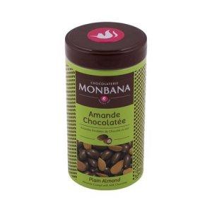 Monbana migdały w mlecznej czekoladzie - Amande Chocolate
