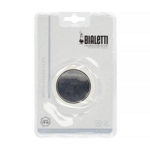 Bialetti - Uszczelka + sitko do kawiarek stalowych Bialetti 4tz