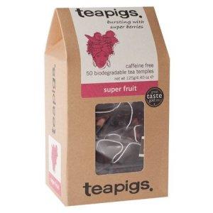 teapigs Super Fruit 50 piramidek