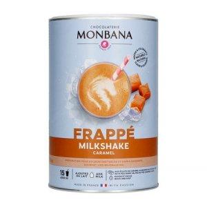 Monbana - Caramel Frappe Milkshake 1kg