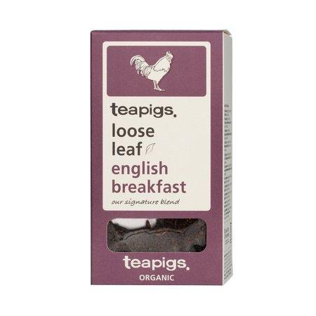 teapigs English Breakfast Organic - herbata sypana 100g