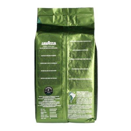 Lavazza Tierra Brasile - Authentic Italian Recipe - 70% Arabica 1kg