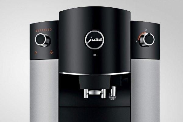 Jura D6 Platinum