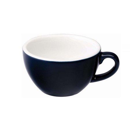 Loveramics Egg - Filiżanka i spodek Flat White 150 ml - Denim