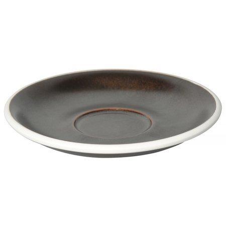 Loveramics Egg - Filiżanka i spodek Flat White 150 ml - Gunpowder