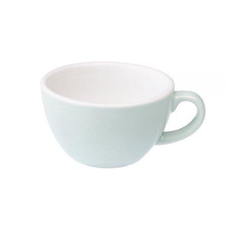 Loveramics Egg - Filiżanka i spodek Cappuccino 200 ml - River Blue