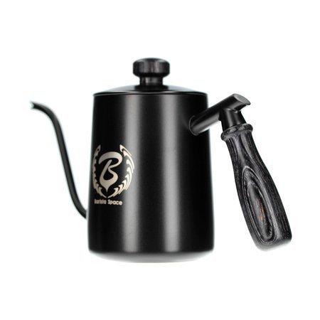 Barista Space - Czarny czajnik 600 ml