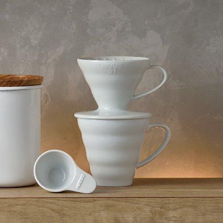 Hario V60 Ceramic Mug Cup - Kubek 300ml