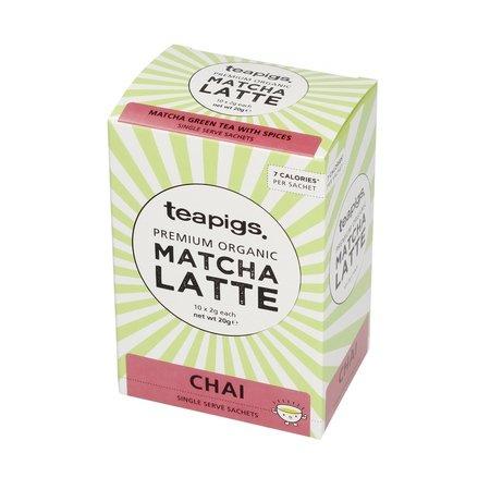 teapigs Matcha Chai Latte