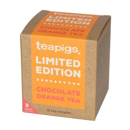 teapigs - Chocolate Orange - 10 piramidek
