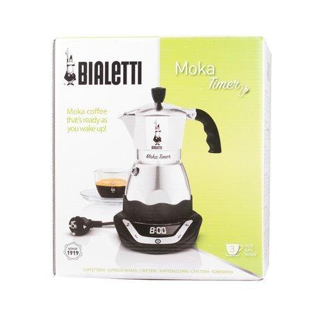 Kawiarka elektryczna Bialetti Moka Timer 3tz