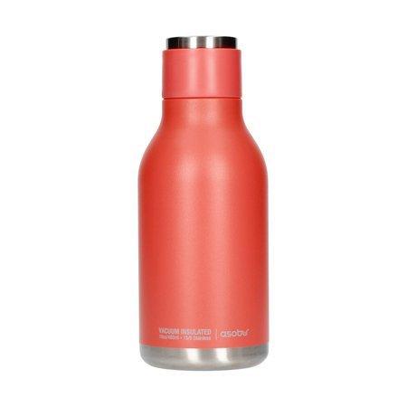 Asobu - Urban Water Bottle Brzoskwiniowy - Butelka termiczna 460 ml
