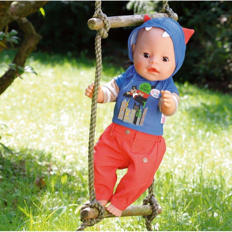 Baby Born Bluza i spodenki dla lalki 43 cm