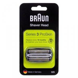 Folia z blokiem ostrzy Braun Combi Pack 32S