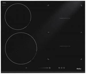 Płyta indukcyjna Amica PI 6543 NSKH (4 pola grzejne; kolor czarny)