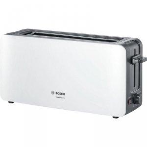 Toster BOSCH TAT6A001 (1090W; kolor biały)