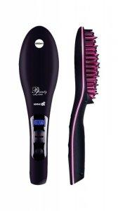 Szczotka do prostowania włosów ELDOM SE10C (65W; kolor czarny)