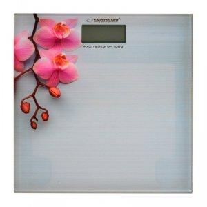 Waga łazienkowa Esperanza Orchid EBS010 (kolor szary)