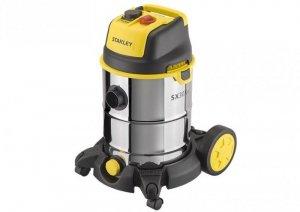 Odkurzacz przemysłowy STANLEY Wet&Dry SXVC30XTDE (1600W; kolor czarny)