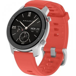Smartwatch Huami Amazfit GTR-42mm Starry Coral Red